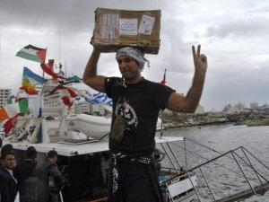 Italian peace activist Vittorio Arrigoni
