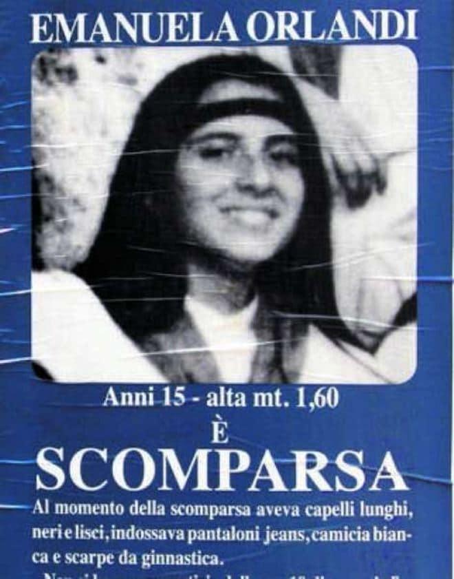 Emanuela Orlandi, fiaccolata a Roma per i 30 anni della scomparsa