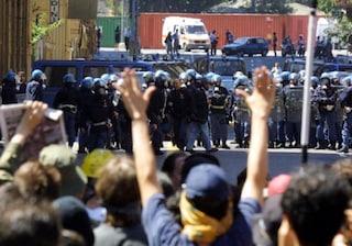 Luca Finotti vent'anni dopo il G8 di Genova torna in carcere mentre lo Stato si è auto assolto