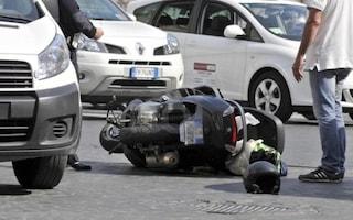 Giovane 35enne cade dal motorino e ha un'erezione che dura nove giorni