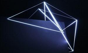 Carlo Bernardini, Vuoto Sospeso, installazione site specific 2013