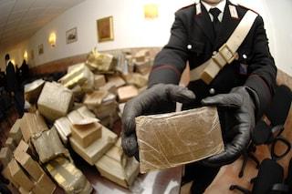 Droga: maxi blitz a Perugia, oltre 150 arresti e quintali di stupefacenti sequestrati