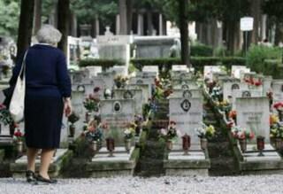 Palermo, crolla il pavimento della cappella al cimitero: madre e figlia precipitano nell'ossario