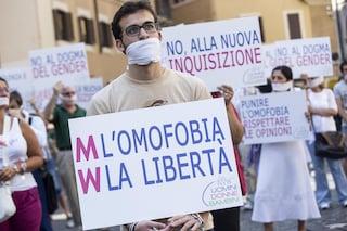 """Emilia Romagna, la Lega: """"Aboliremo la legge contro l'omofobia"""""""