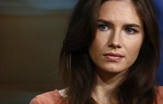 """Amanda Knox: """"Minacce prima di tornare in Italia, mi dicevano come mi avrebbero ammazzata"""""""