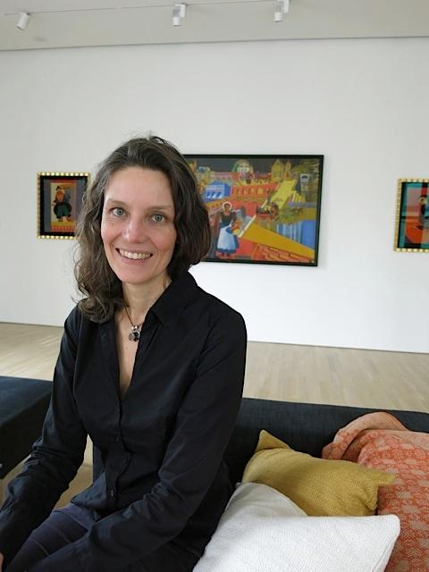Heather Ewing, direttrice CIMA