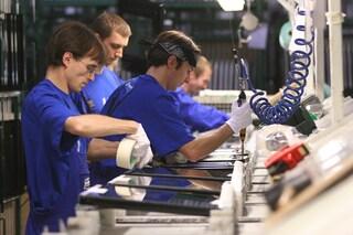Istat, l'occupazione a ottobre è cresciuta di 46mila unità