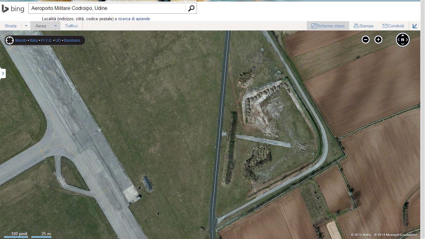 Aeroporto Militare Rivolto, Codroipo (Udine)