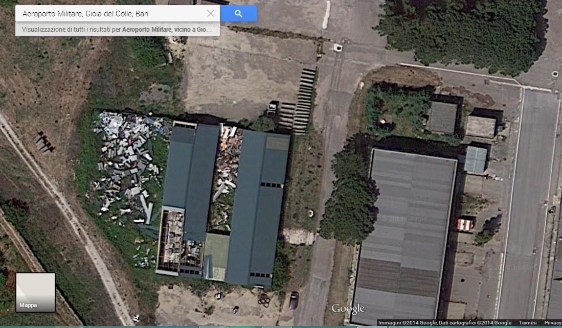 Aeroporto Militare Gioia del Colle (Bari)