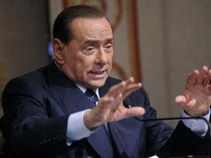 Berlusconi raccoglieremo milioni di firme per l 39 elezione for Diretta dalla camera dei deputati