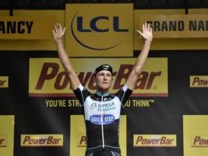 Tour de France 2014: Matteo Trentin vince a Nancy, Nibali sempre in maglia gialla