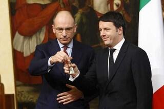 """Enrico Letta: """"Il vero titolo del libro di Renzi? 'Non ho imparato'"""""""