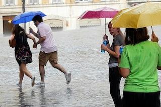 Previsioni meteo 9 luglio, ondata di maltempo sull'Italia: temporali, grandine e calo termico