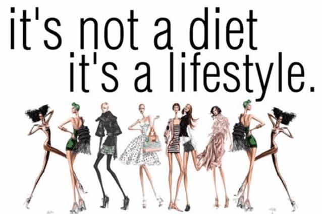 perdere peso o suicidio