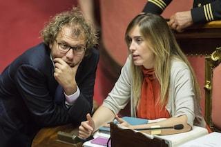 """Maria Elena Boschi difende Luca Lotti: """"Grande gesto da parte sua, assurdo che PD lo attacchi"""""""