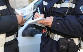 Trieste, scopre di aver preso una multa e bestemmia: il vigile gliene fa un'altra