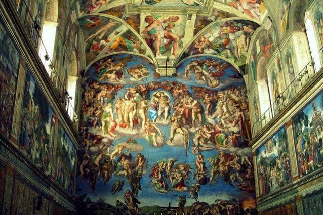Ecco gli affreschi di Raffaello nella Cappella Sistina dopo 400 anni