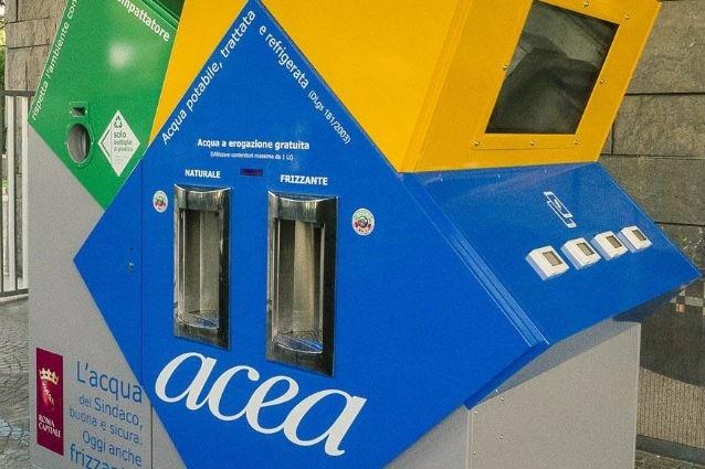 miglior prezzo preordine primo sguardo Acea: monta la polemica politica e il titolo in borsa finisce in ...