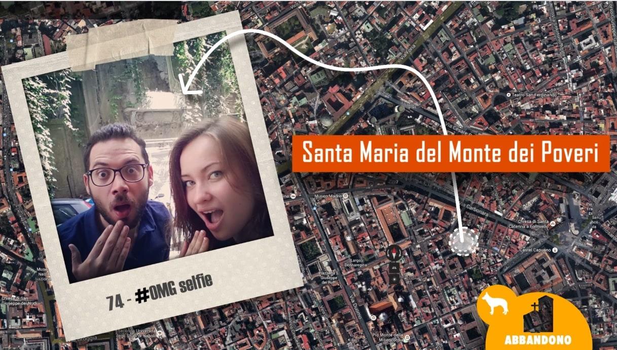 La mappa 3D delle cento chiese chiuse di Napoli
