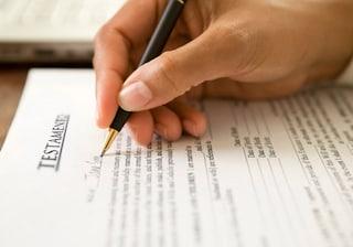 Manifestazione della volontà e redazione del testamento pubblico