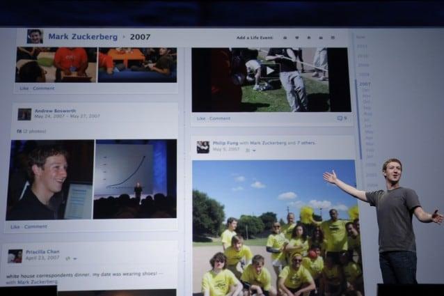 Mark Zuckerberg interviene al F8