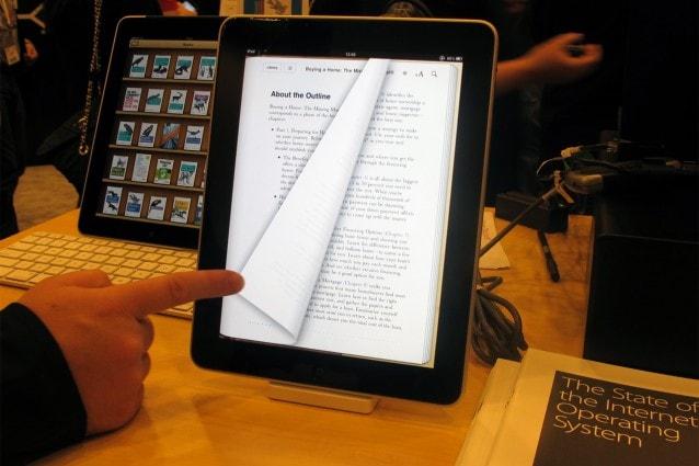 UE in allerta: possibile cartello tra 5 editori sugli ebook, anche Apple nel mirino