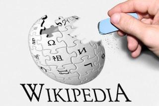 Questo è l'unico contenuto censurato da Wikipedia