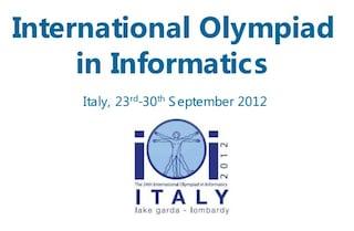 Le prime Olimpiadi Internazionali di Informatica in Italia