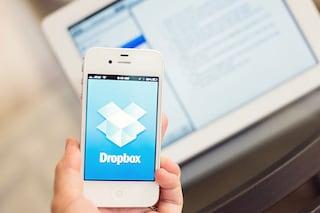 Facebook e Dropbox, partnership per la condivisione dei file nei gruppi