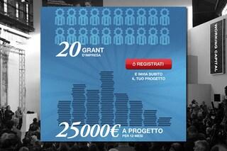 Working Capital, si chiude la call dei grant, oltre 1000 i progetti ricevuti