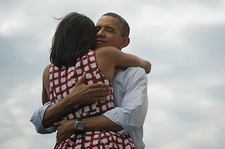 Barack & Michelle, la foto più cliccata della storia