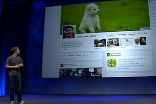 Facebook testa la nuova TimeLine