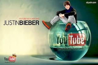 YouTube, i video più visti di sempre, Justin Bieber batte Gangam Style