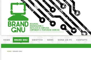 Un pc a 50 euro per tutti, il Comune di Bari lancia Brand:Gnu