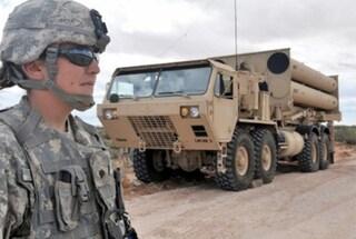 Come funziona il THAAD, il sistema di difesa degli USA contro l'offensiva coreana