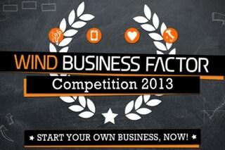 Startup e mobile: le mobile app del Wind Business Factor 2013