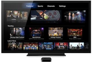 I contenuti della TV via cavo saranno presto integrati in Apple TV