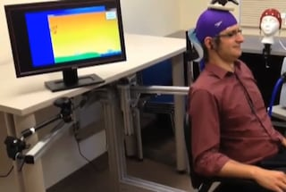 """Due ricercatori realizzano la prima vera """"fusione mentale"""" via internet [VIDEO]"""