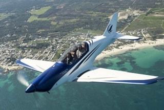 Blackshape, la Ferrari dell'aeronautica nata da una startup italiana