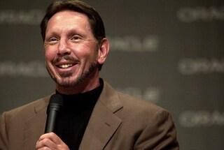 Senza Steve Jobs Apple non andrà lontano: parola di Larry Ellison, il CEO di Oracle