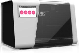 Invio di fax in 3D: AIO Robotics pronta all'evoluzione della stampa 3D