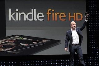 Amazon a lavoro su una rete wireless per i suoi Kindle