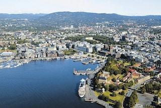 Mappe in 3D su Oslo vietate dal Governo norvegese