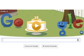 Google festeggia i suoi primi 15 anni