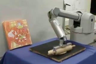 RoDyMan, in arrivo il robot pizzaiolo napoletano [VIDEO]