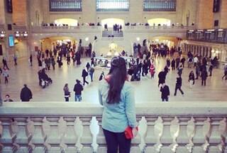 Pagata per immortalare la vita quotidiana di New York su Instagram