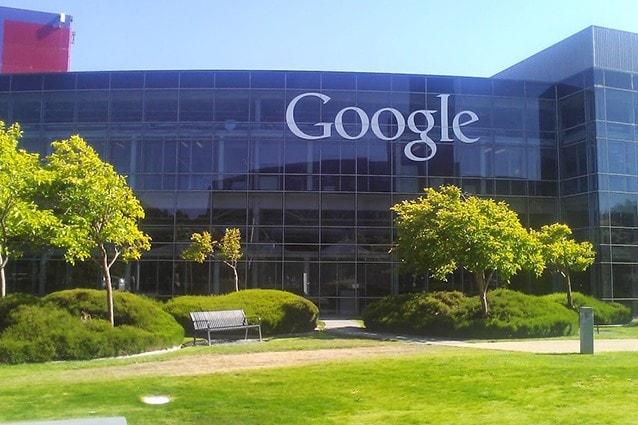 google sede londra