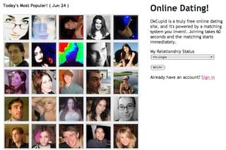 OkCupid, il sito di incontri online che rende più belli gli utenti a pagamento