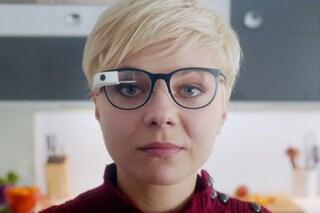 I Google Glass diventano universali per essere usati anche con gli occhiali graduati [VIDEO]