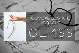 Come acquistare i Google Glass in Italia [VIDEO]